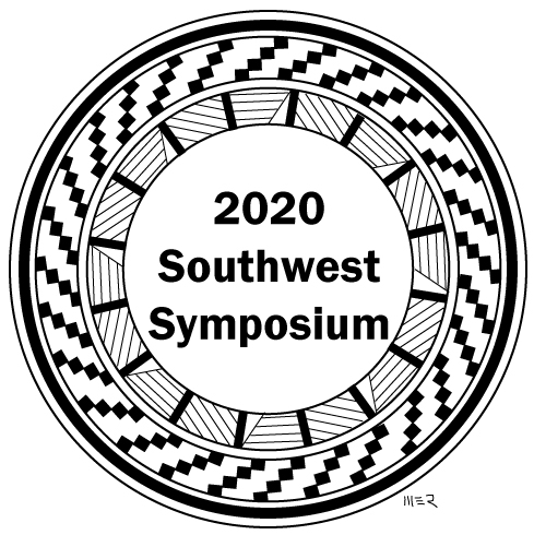 Southwest Symposium Logo Bowl